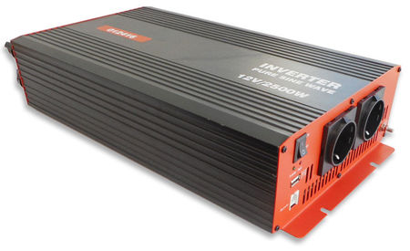 Conversor ONDA PURA 12V -> 220V 2500W - ProFTC