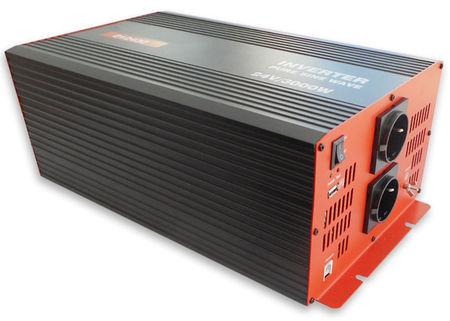 Conversor ONDA PURA 24V -> 220V 3000W - ProFTC
