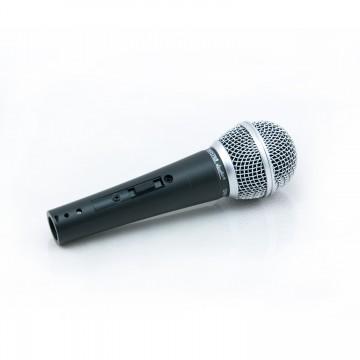Microfone Dinâmico Profissional Unidirecional com interruptor DM508S - Master Audio