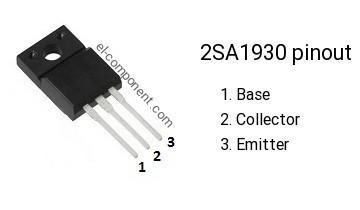 Transistor A1930