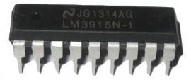 Circuito Integrado LM3915