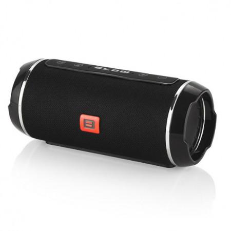 Coluna Bluetooth Portátil 2x 10W Rádio FM (Preto) - BLOW