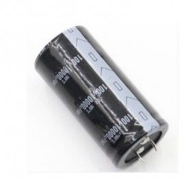 Condensador eletrolitico 10000uF 100V