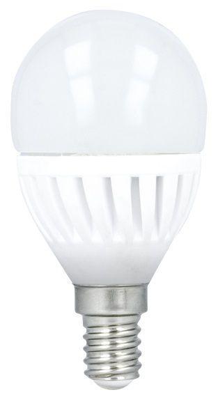 Lampada LED Opalina 220V E14 10W Branco Q. 3000K 900Lm