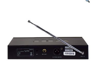 Microfone sem fios VHF de Cabeça + Lapela KARMA