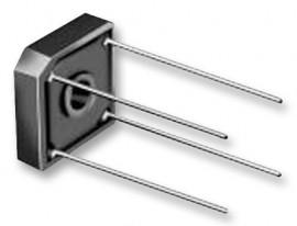 Ponte rectificadora 10A, 1000V, GBPC