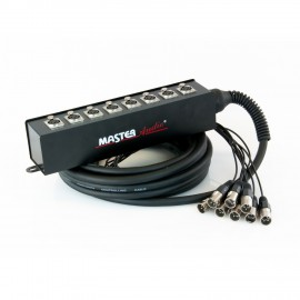 Stage Box Multicore - Master Audio