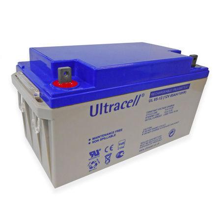 Bateria de Chumbo 12V 65Ah (348 x 167 x 178 mm) - Ultracell