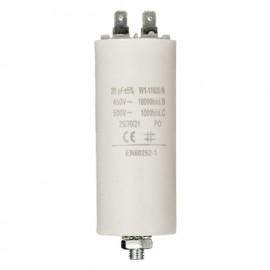 Condensador de Arranque 20.0uf / 450 V