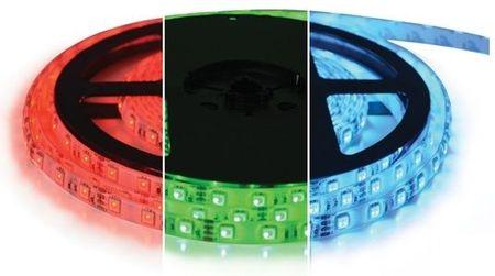 Fita 300 LEDs SMD3528 Flexivel IP65 RGB 12V - 5 mts