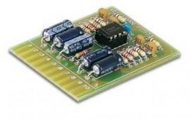 Kit Pré-Amplificador Stereo para Gira-Discos - VELLEMAN (para montagem)