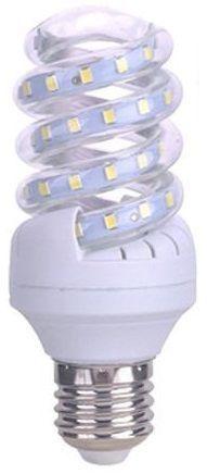 Lampada LED Espiral 220V E27 B5 7W Branco Q. 3000K 360º 600Lm