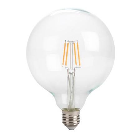 Lâmpada LED Retro E27 4W Branco Quente Intenso 2200K