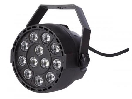 PROJECTOR 12 LEDS RGBW X 3W DMX - PAR36