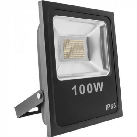 Projector LED IP65 Branco Quente 3000K 100W
