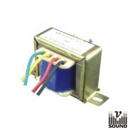TRANSFORMADOR linha 100V 30W-15W-7.5W 100V VSOUND