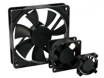 Ventilador 60x60x25mm 12V