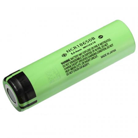Bateria Recarregável 18650 3.7V 3350mAh Panasonic