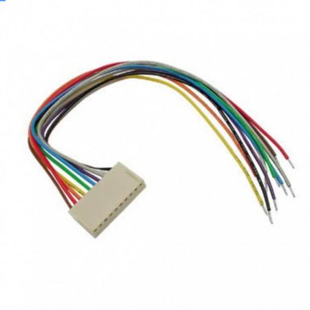 Conector Molex Femea 10 Pinos c/ Cabo