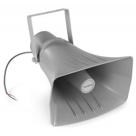 Corneta Exponêncial IP66 100V 30W (HS30) Cinzento - Power Dynamics