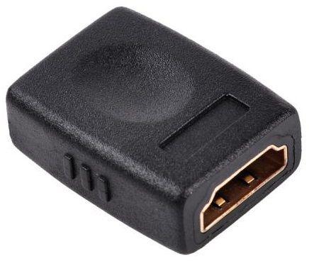 Ficha Adaptadora - União HDMI Femea / HDMI Femea