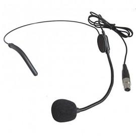 Microfone Cabeça Mini XLR
