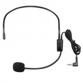 Microfone de cabeça