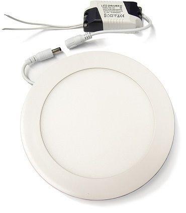 Painel de LED Redondo Ø22,5cm 18W 6000K 1700Lm - Iglux
