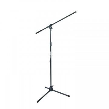 Tripé de Microfone Preto - Master Audio