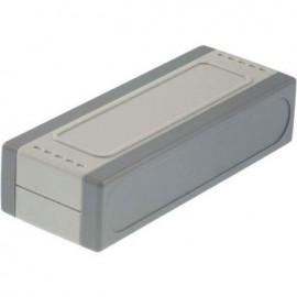 Caixa Cinza em ABS 105 x 41 x 25,2 mm - RND