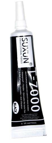 Cola preta para altifalantes (suspensões e tapa pó) 25 ml