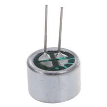MICROFONE condensador de eletreto ∅9x7mm