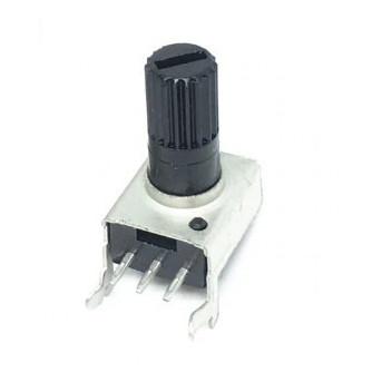 Potenciometro de circuito impresso 50K linear