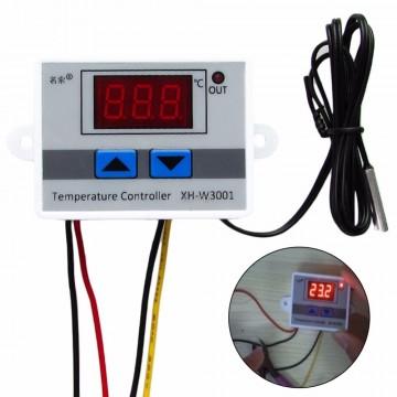 Controlador de temperatura 12V