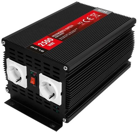 Conversor 24V - 220V 2500W - BLOW