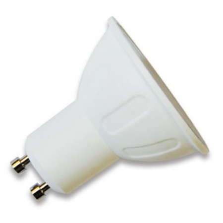 Lampada LED 220V GU10 6W Branco F. 6000K 630Lm