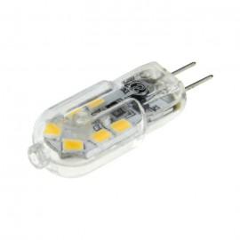 Lâmpada LED G4 12V 2W Branco Frio