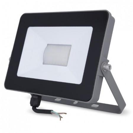 Projector LED IP65 220VAC Branco Quente 3000K 30W