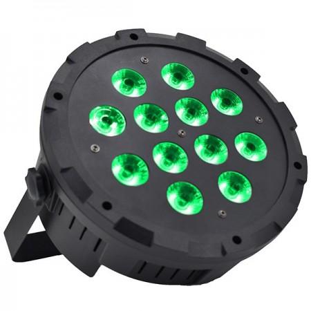 Projector RGBW LED Profissional 12x10W RGBW