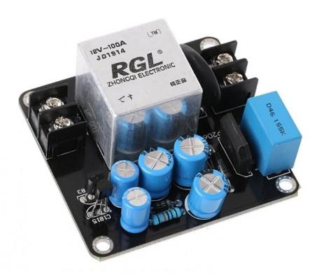 Soft start - Placa de Circuito de Arranque Suave para amplificadores