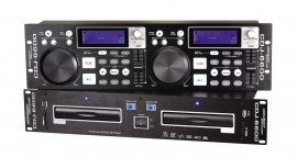 CDJ-6600 Dual DJ CD Player con dual USB/SD