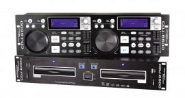 CDJ-6600 Dual DJ CD Player con dual USB/SD