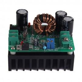 Conversor de tensão DC-DC 10 V a 60 V para 12 a 80 V 600W regulavel