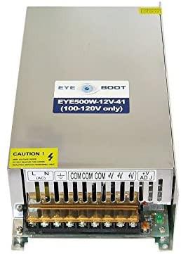 Fonte Alimentação Comutada Industrial 12VDC 41.7A - 500W