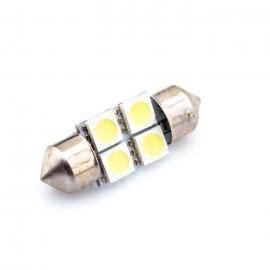 Lâmpada Led 31mm Festoon 12V LED