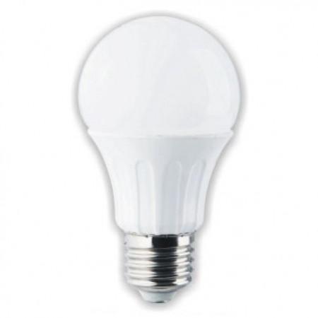 Lampada LED E27 220V 7W Branco Quente 3000K 560Lm