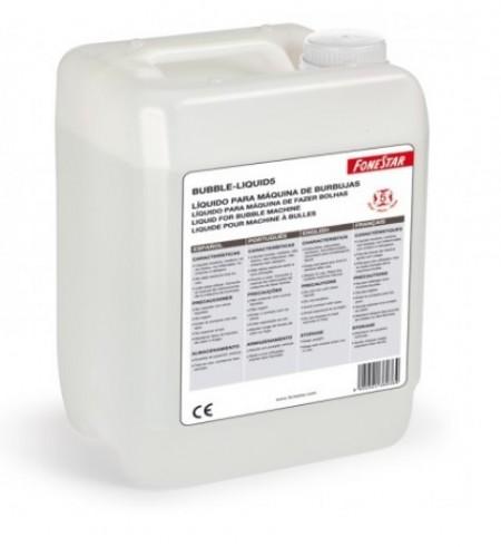 Liquido p/ Máquinas de Bolhas - 5 Litros
