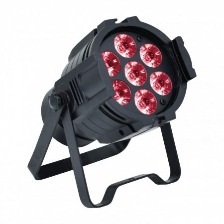Projector LED Semi Profissional 7x8W RGBW