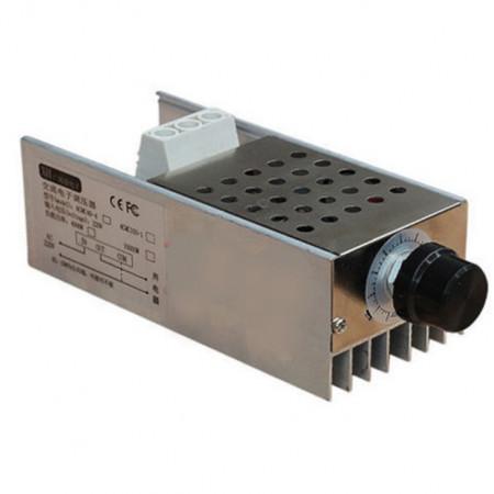 Regulador de Tensão 10000W AC 220V para motores resistencia etc