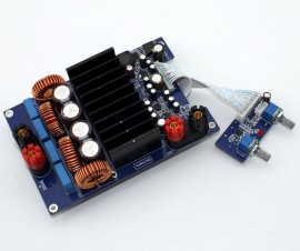 Aplificador Modulo para subwoofer Alta potencia 600W RMS (1200W pico)